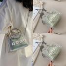 果凍包2020春夏天夏季小清新可愛小ck包包女2020百搭斜背透明果凍包 JUST M