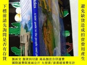 二手書博民逛書店STATE-BY-STATE罕見ATLASY168439 出版2