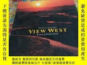 二手書博民逛書店Western罕見AustraIia WIEW WESTY185