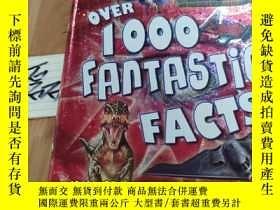 二手書博民逛書店Over罕見1000 Fantastic FactsY15335 見圖 見圖