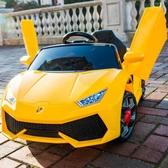 兒童電動車寶寶四輪汽車小孩遙控玩具車可坐男女孩4輪車電瓶童車 【快速出貨】