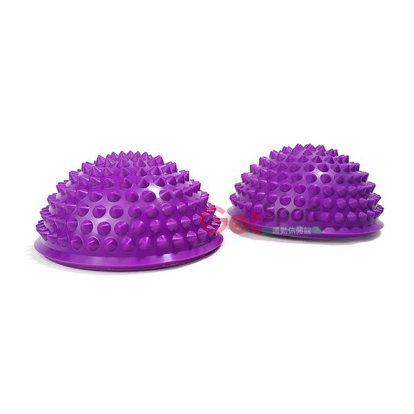 成功牌足底筋膜按摩球(刺蝟型)(一組2入/腳底按摩/地雷平衡球/充氣墊/尖頭指壓/踩踏榴蓮球)