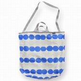 【預購】CB JAPAN Kogure繽紛系列 洗衣便利袋L│三色藍