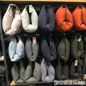 針織棉U型枕 好多顏色 0.2kg 印象家品旗艦店