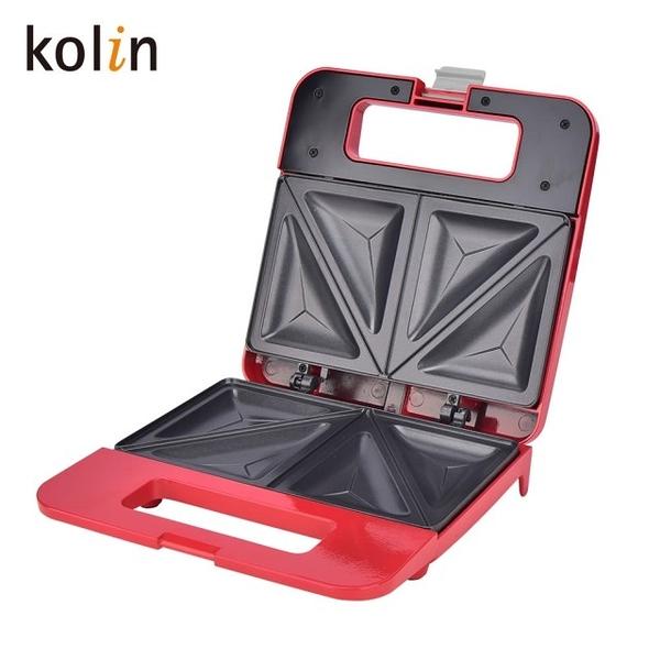 【Kolin 歌林】熱壓三明治機/帕尼尼KT-SD1825