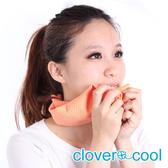 SGS檢測不含塑化劑 台灣製造 瞬間涼感多用途 冰涼巾 小領巾 柳橙橘 冰領巾