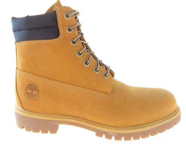 Timberland 6861A 高筒 黃靴