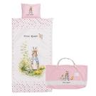 奇哥 Peter Rabbit 花園比得兔幼教兒童兩件式睡袋-粉色[衛立兒生活館]
