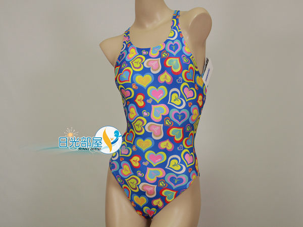 *日光部屋* TORNADO (公司貨)/RL621-BLU 競泳款/耐穿/連身三角泳裝(韓國知名品牌)