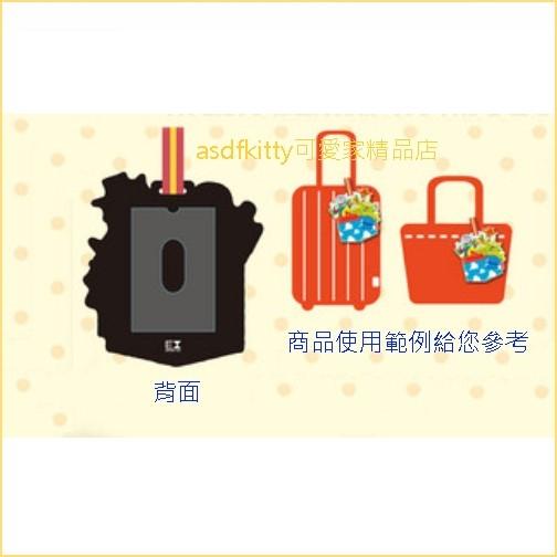 小熊維尼 跳跳虎 小豬 超大型姓名吊牌/行李箱吊牌/書包吊牌-很大很明顯-日本正版商品