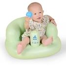 幼嬰兒童寶寶充氣小沙發吃飯餐椅便捷BB學坐椅多功能座椅墊洗澡凳 莎瓦迪卡