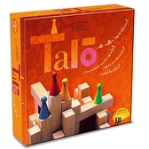 【樂桌遊】塔樓 Talo(英文版)