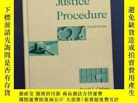 二手書博民逛書店griminal罕見justice procedureY234641 看圖 看圖