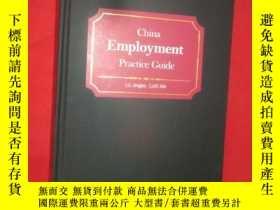 二手書博民逛書店China罕見Employment Practice Guide