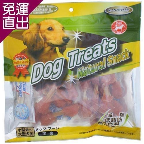 Dog Treats 潔牙系列-雙效螺旋潔牙雞肉啞鈴200G x 2包【免運直出】