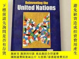 二手書博民逛書店Reinventing罕見The United Nations重塑聯合國(沒勾畫)Y6318 Banerjee