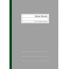 美加美 FA2019 N-Colors A4大格筆記 5本 / 包