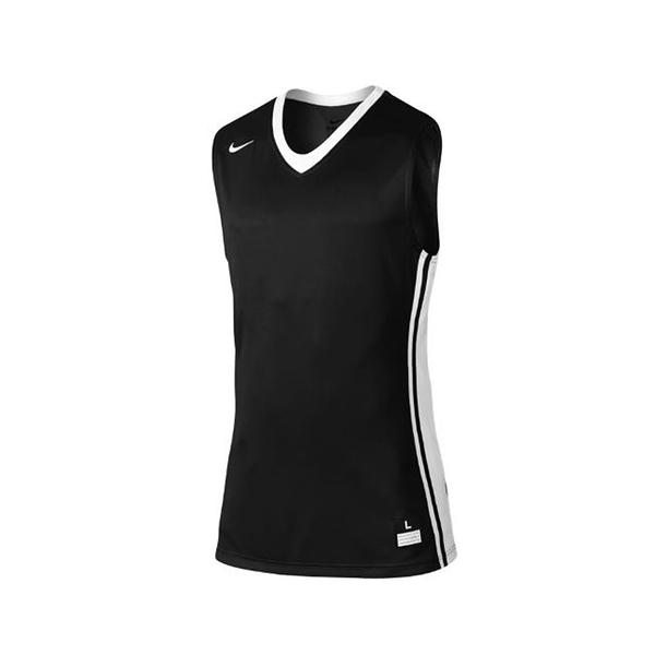 Nike National Varsity Stock [639395-012] 男 籃球 背心 快乾 單面 球衣 黑