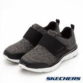 SKECHERS (女) 運動系列 FLEX APPEAL 2.0 - 12898BKW