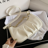 夏天法國小眾包包女包2020流行新款潮時尚韓版百搭手提側背腋下包 貝芙莉