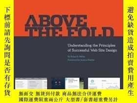 二手書博民逛書店Above罕見The Fold, Revised Edition-以上折頁,修訂版Y436638 Brian