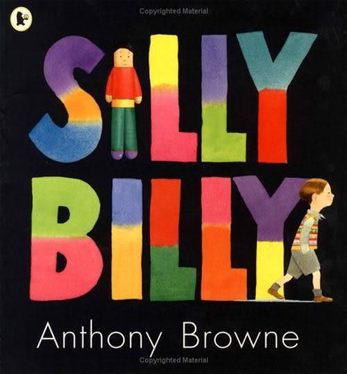【麥克書店】SILLY BILLY /英文繪本附CD《主題:情緒管理》(中譯:傻比傻利)