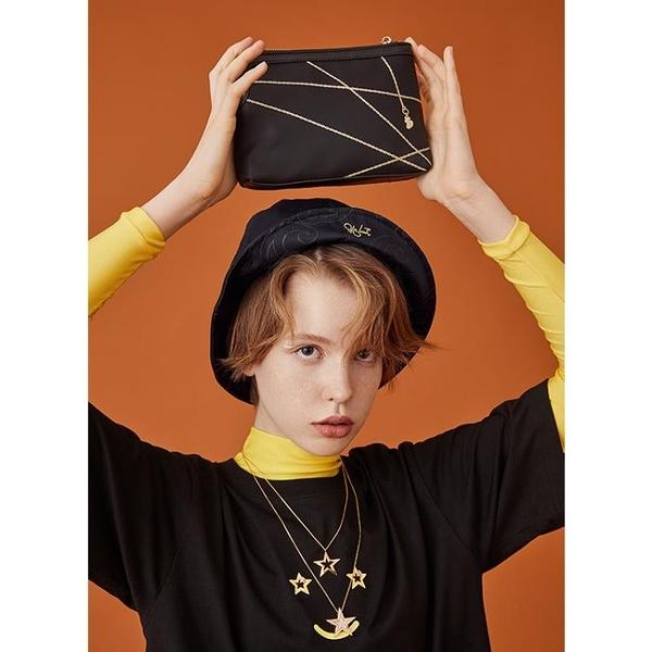 手拿包 聯名紀念款17916系列小包包女新款時尚手拿包小方包【快速出貨八折鉅惠】