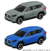 TOMICA 多美小汽車NO.081 豐田RAV4+初回_ TM081A5+TM081-C2