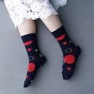 sokker® 闇黑星宇4分之3襪