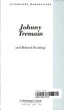 二手書博民逛書店《Johnny Tremain: And Related Readings》 R2Y ISBN:0395775353