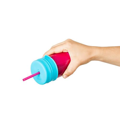 特價 boon 防漏吸管學習杯-女孩_BN11146