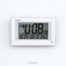 時鐘 SEIKO全白電子顯示掛鐘【NG42】原廠公司貨