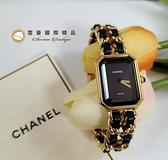【雪曼國際精品】Chanel 香奈兒首映系列premiere手錶M尺寸~二手