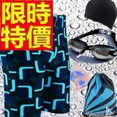 四角泳褲-溫泉時尚大方衝浪男平口褲56d29【時尚巴黎】