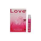 LOVE LOVE 戀愛物語女性淡香水 針管 1.6ML【岡山真愛香水化妝品批發館】