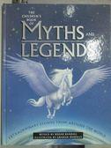 【書寶二手書T2/少年童書_YJP】Myths and Legends_Barnes & Noble