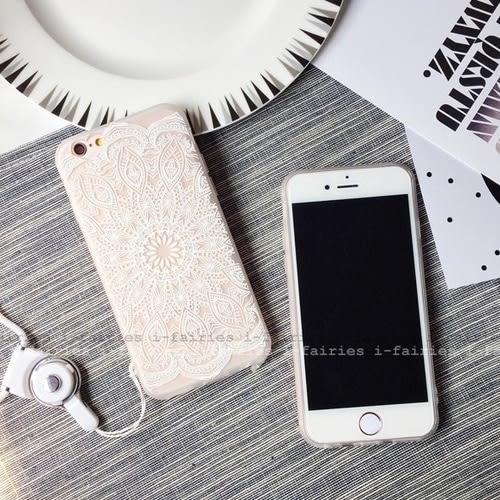 現貨+快速★iphone 6/6s plus 5.5 手機殼透明蘋果★ifairies【28581】