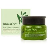 韓國 innisfree 綠茶籽精粹保濕乳霜 50mL◆86小舖◆