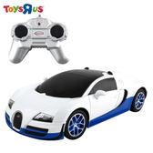 玩具反斗城   【RASTAR】1:24 布加迪 授權遙控車