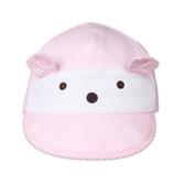 婴儿帽 0-1歲女寶寶帽子男童薄款嬰兒春秋冬季幼兒棒球帽潮3-6-12個月