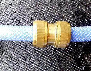 軟管修補器 4分水管銅接頭