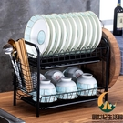 瀝水架籃晾碗筷收納架廚房置物架【創世紀生活館】