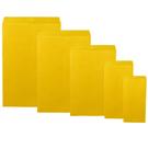 【奇奇文具】STAT 大4K 385x290mm 黃牛皮 公文封/牛皮信封(1箱500個)