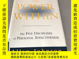 二手書博民逛書店The罕見Power Within: The Five Disc