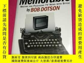 二手書博民逛書店Make罕見It MemorableY243824 Bob Do