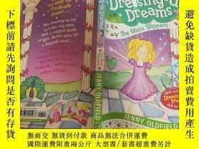 二手書博民逛書店amber s罕見dressing up dreams 安伯在打扮夢Y200392