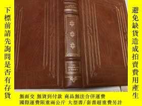 二手書博民逛書店The罕見Winthrop Covenant Franklin Library 真皮精裝限量版 書口三面刷金Y