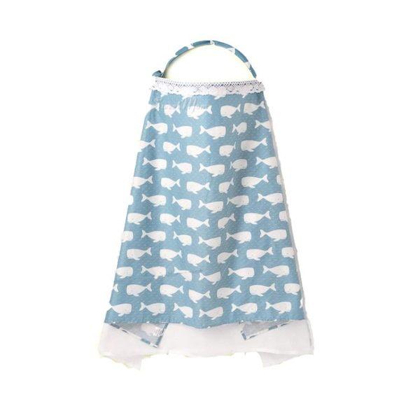 哺乳巾-哺乳巾北歐風授乳外出推車防蚊哺乳衣遮擋遮羞防走光棉喂奶巾 雙11大促