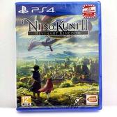 PS4 第二國度 2 王國再臨 日文 亞版 全新珍藏如圖