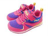 『雙惠鞋櫃』★ FILA ★桃 康特杯 網布透氣 另有黑、藍色可選 慢跑運動休閒鞋 ★ (2-J828R-239) 桃藍